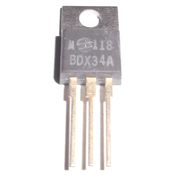 Transistor BDX34A Power Darlington PNP