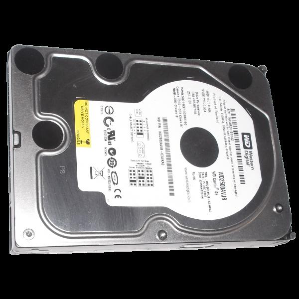 HDD Western Digital WD1600AVBB 160GB