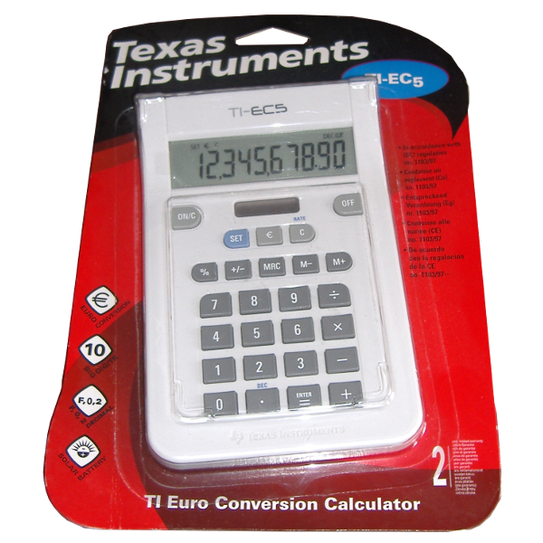 Texas Instruments TI-EC5