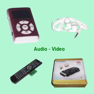 Audio - Video