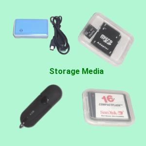 Readers - Storage