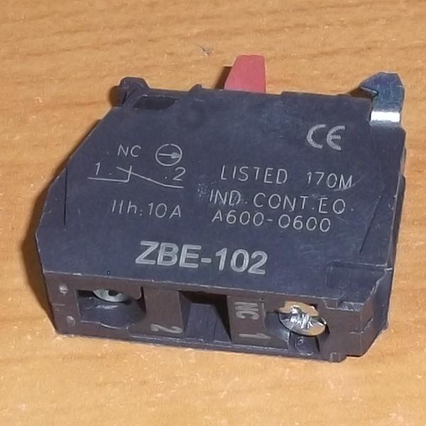 Zbe 101 - Soil moisture sensor